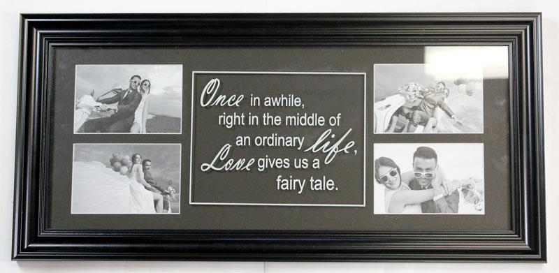 WD COLLAGE FRAME FAIRY TALES