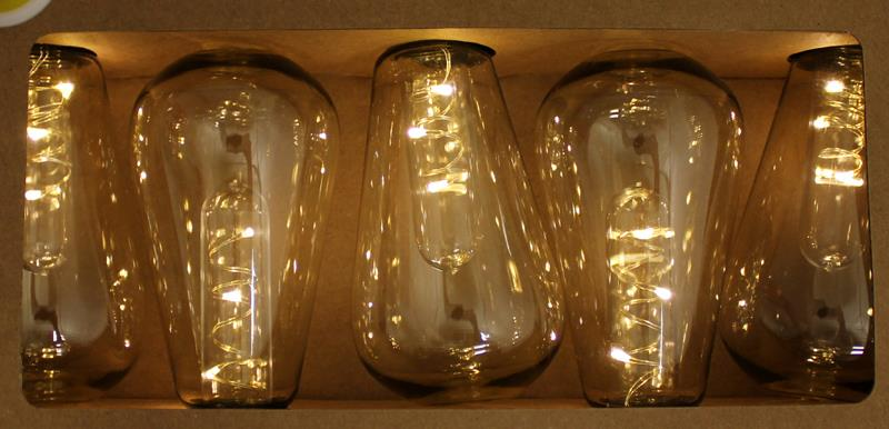 Set of 5 Lights