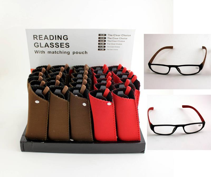 Reader Glasses 30 Assorted