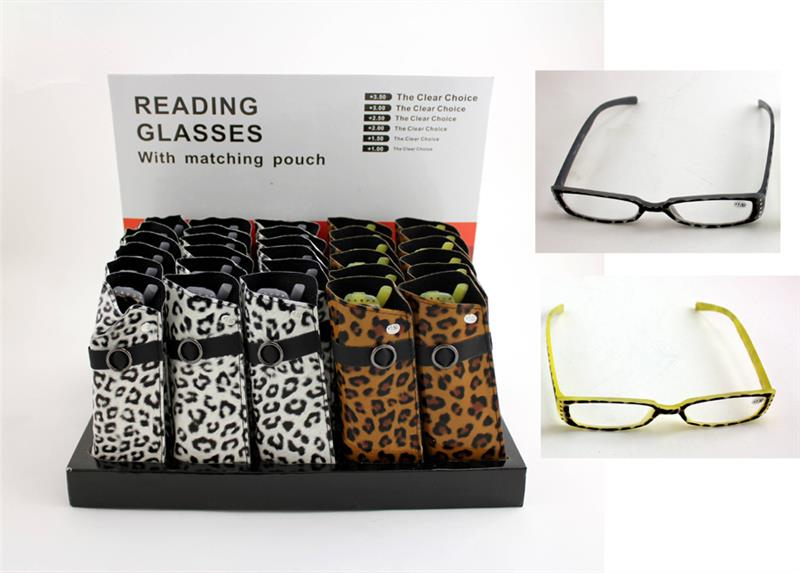 Reading Glasses 30 Assorted