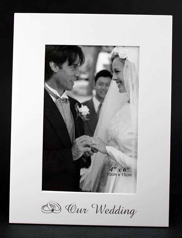 Our Wedding Frame
