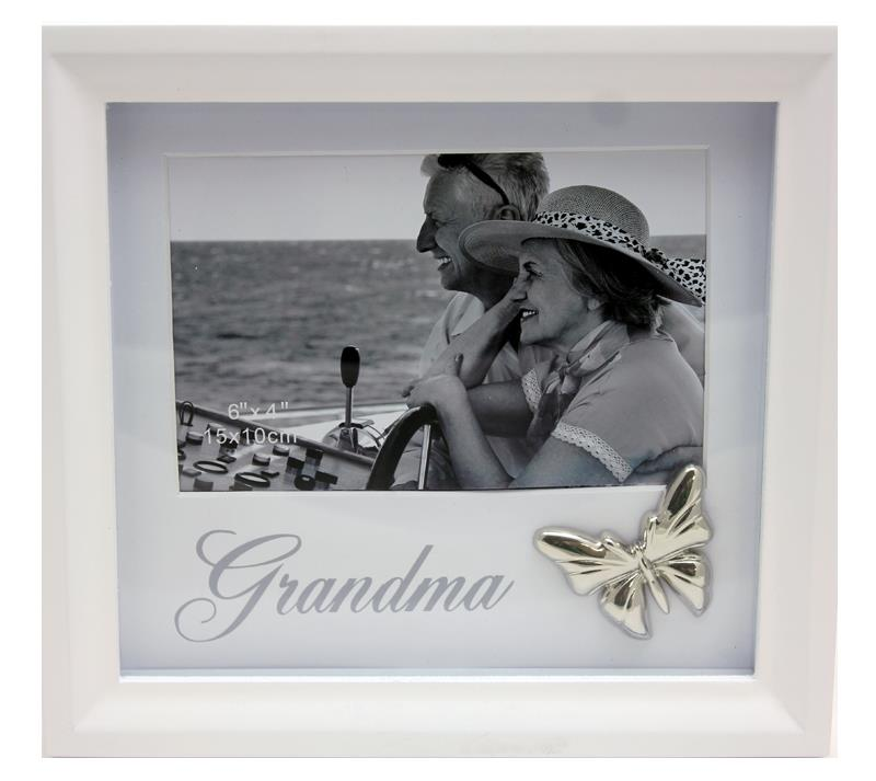Grandma Shadow Box Frame