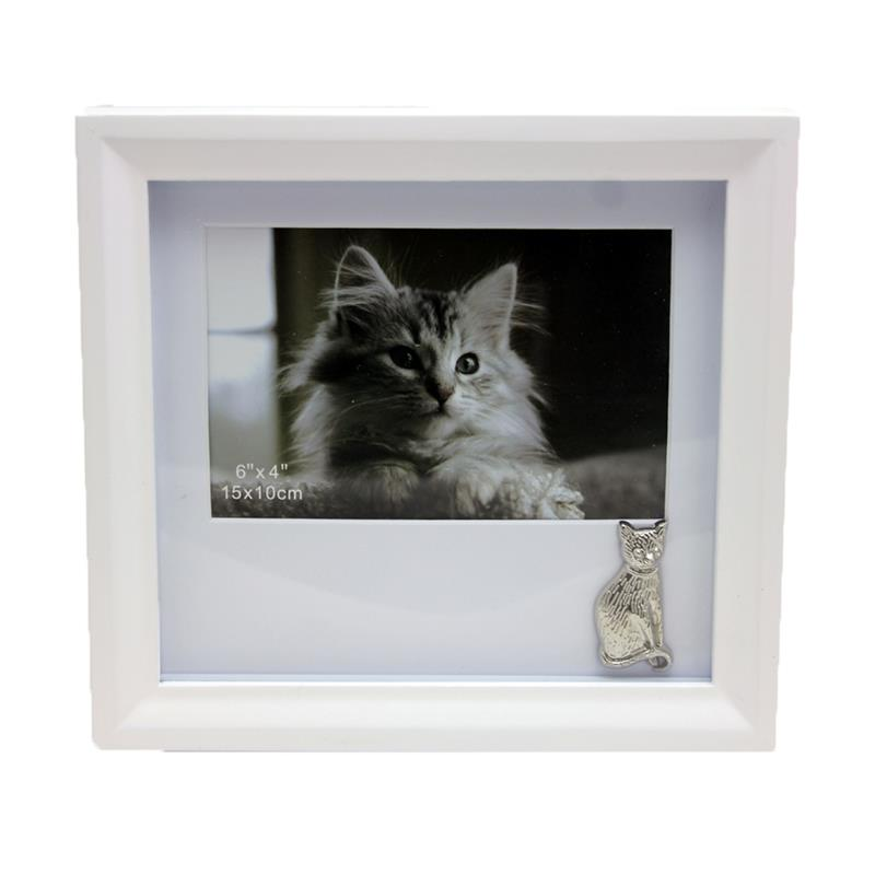Cat Shadow Box Frame