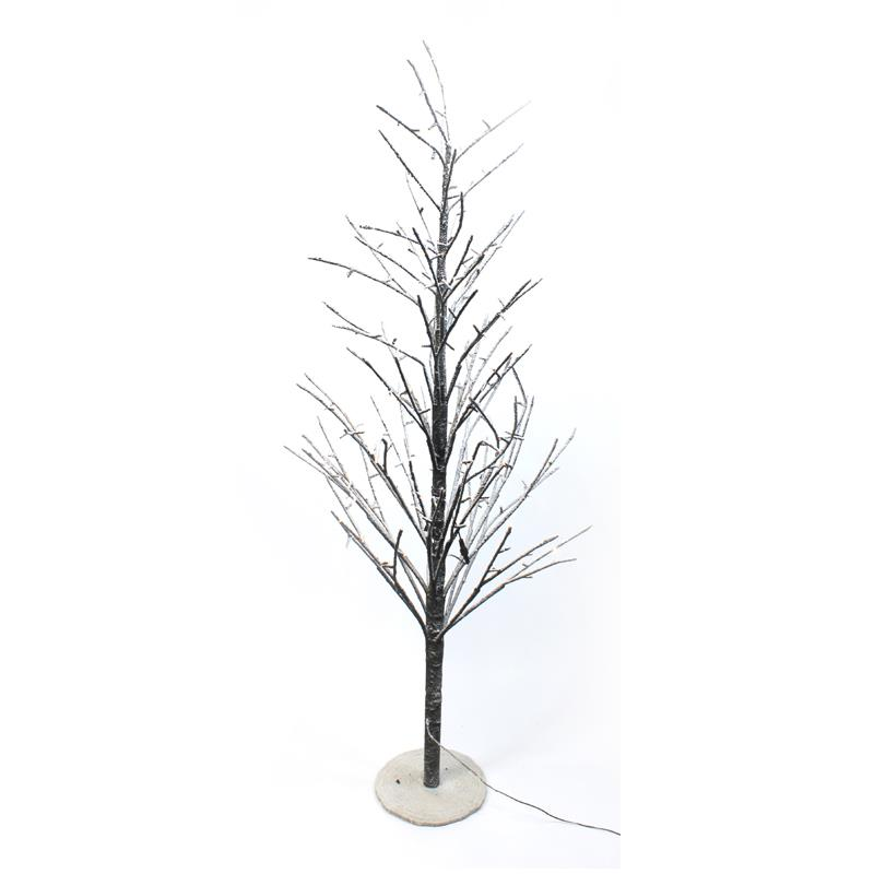 LED Snow Covered Tree