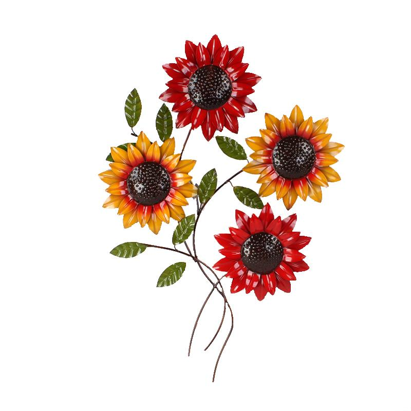 Sunflower Wall Plaque