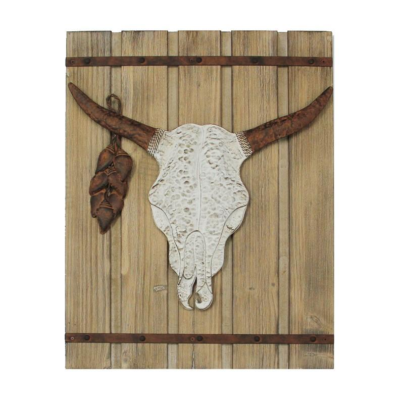 Steer Wall Art